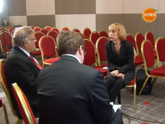 "Интервью Ицхака Адизеса телеканалу ""Успех"""