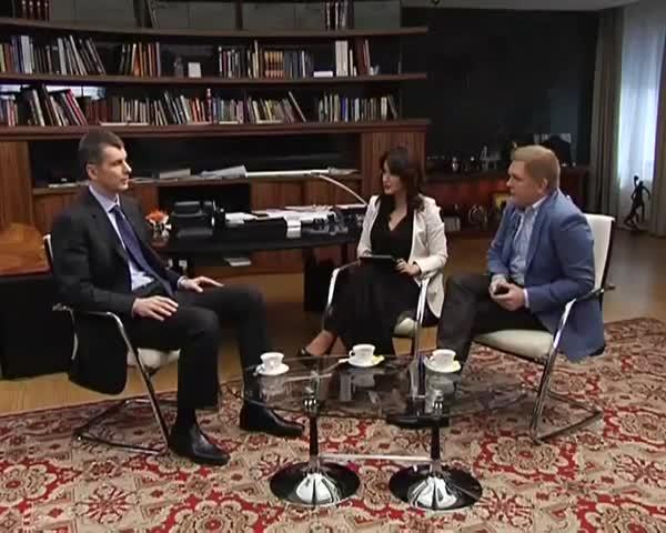 Нереальная Политика с М.Прохоровым
