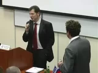 Сергей Полонский. Мастер-класс.